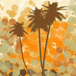 Sunshine Garden II Digital Print by Orlov, Irena,Decorative