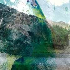 Mountain Abstract I Digital Print by Jasper, Sisa,Abstract