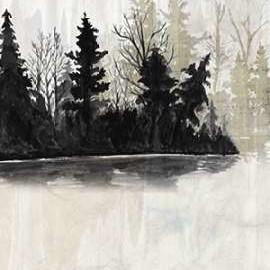 Pine Island II Digital Print by McCavitt, Naomi,Impressionism