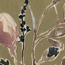 Mauve on Olive I Digital Print by Goldberger, Jennifer,Decorative