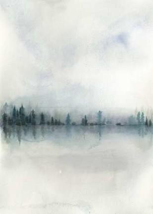 Horizon Whisper II Digital Print by Popp, Grace,Impressionism