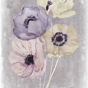 Floral Waltz I Digital Print by Popp, Grace,Impressionism