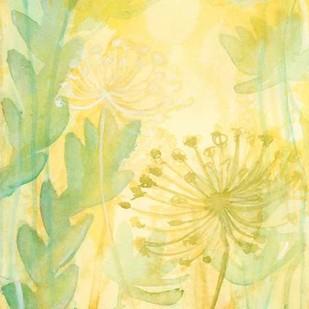 Florid Garden I Digital Print by Stramel, Renee W.,Decorative