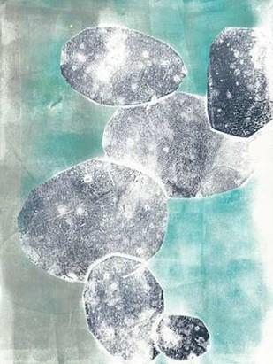 Descending Orbs I Digital Print by Goldberger, Jennifer,Abstract