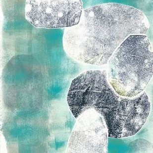 Descending Orbs II Digital Print by Goldberger, Jennifer,Abstract