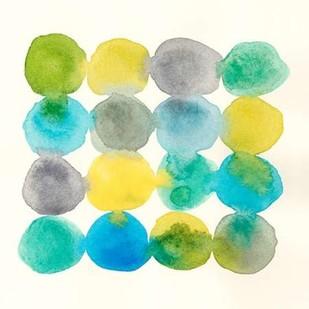 Capri II Digital Print by Stramel, Renee W.,Abstract