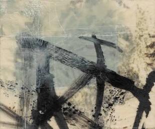 Sumi-e and Wax I Digital Print by Goldberger, Jennifer,Abstract