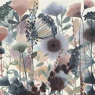 Twilight Blossoms II Digital Print by Popp, Grace,Decorative