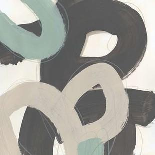 Clean Slate III Digital Print by Vess, June Erica,Abstract