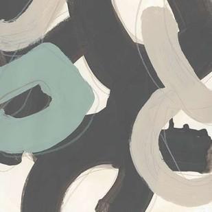 Clean Slate VI Digital Print by Vess, June Erica,Abstract