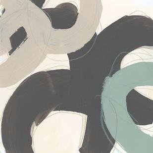 Clean Slate VIII Digital Print by Vess, June Erica,Abstract