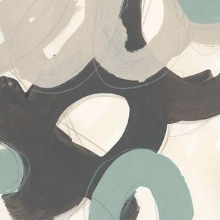 Clean Slate IX Digital Print by Vess, June Erica,Abstract