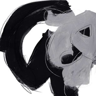 Monochrome I Digital Print by Vess, June Erica,Abstract