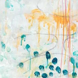 Momentum II Digital Print by Vess, June Erica,Abstract