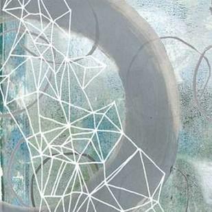 Faceted Gaze I Digital Print by McCavitt, Naomi,Abstract