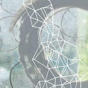 Faceted Gaze II Digital Print by McCavitt, Naomi,Abstract