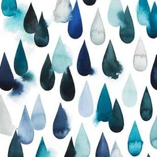 Water Drops I Digital Print by Popp, Grace,Decorative