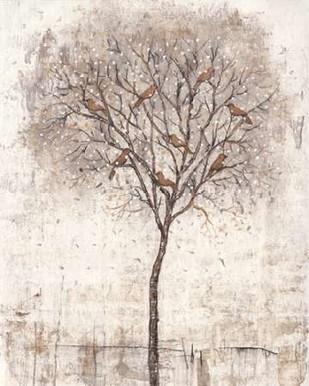 Tree of Birds I Digital Print by Otoole, Tim,Impressionism