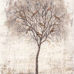 Tree of Birds I Digital Print by Otoole, Tim,Impressionism