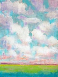 Clouds in Motion I Digital Print by Otoole, Tim,Impressionism