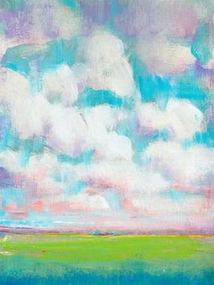 Clouds in Motion II Digital Print by Otoole, Tim,Impressionism