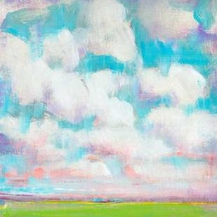 Clouds in Motion II Digital Print by Otoole, Tim,Impressionism