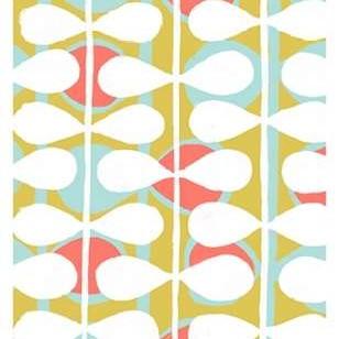Retro Stems II Digital Print by Popp, Grace,Decorative
