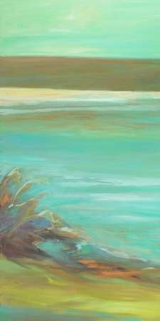 Bahia Tranquila I Digital Print by Wilkins, Suzanne,Impressionism