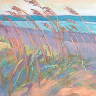 Dunes at Dusk I Digital Print by Wilkins, Suzanne,Impressionism