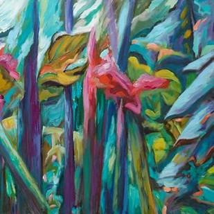 Bula Bula II Digital Print by Wilkins, Suzanne,Impressionism