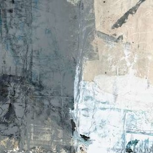 Shades of Grey I Digital Print by Ray, Elena,Abstract