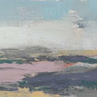 Pretty Horizon II Digital Print by Goldberger, Jennifer,Abstract