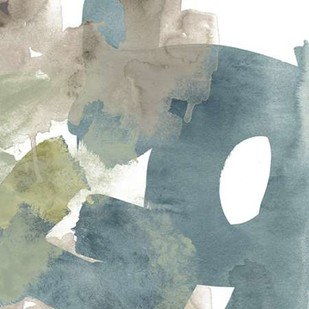 Agate Gesture II Digital Print by Vess, June Erica,Art Deco