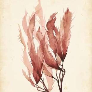 Watercolor Sea Grass IV Digital Print by Popp, Grace,Impressionism