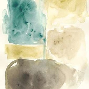 Liquid Stone I Digital Print by Vess, June Erica,Abstract
