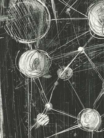 Molecular Fusion II Digital Print by Harper, Ethan,Decorative