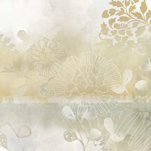 Infinite Garden I Digital Print by Vess, June Erica,Decorative
