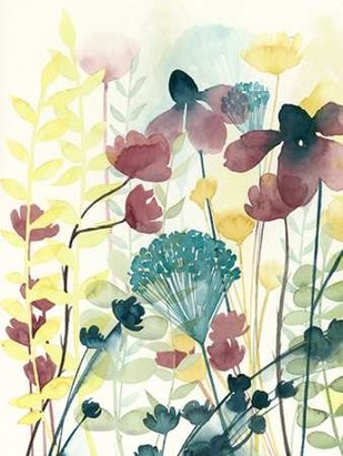 Garden Lace I Digital Print by Popp, Grace,Decorative