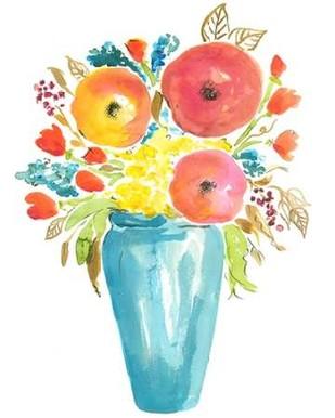 Flower Vase II Digital Print by Minasian, Julia,Decorative