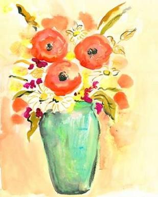 Flower Vase III Digital Print by Minasian, Julia,Decorative