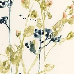 Blush Buds I Digital Print by Goldberger, Jennifer,Impressionism