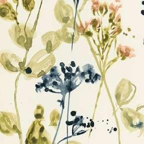 Blush Buds II Digital Print by Goldberger, Jennifer,Impressionism