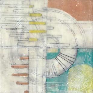 Compass I Digital Print by Goldberger, Jennifer,Abstract