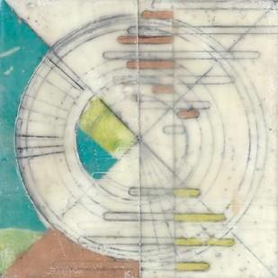 Compass II Digital Print by Goldberger, Jennifer,Abstract