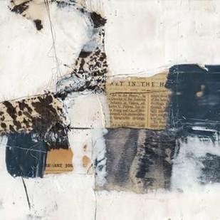 Art House I Digital Print by Goldberger, Jennifer,Abstract