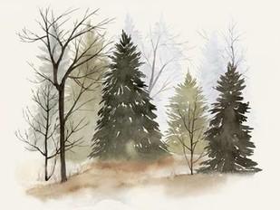 In the Mist II Digital Print by Popp, Grace,Impressionism