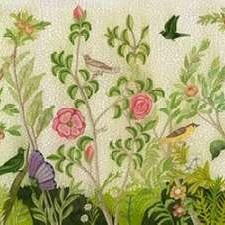 Flora Fresco Digital Print by McCavitt, Naomi,Decorative