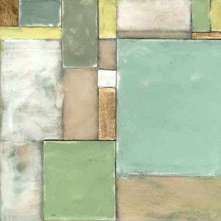 Modular Blocks I Digital Print by Goldberger, Jennifer,Abstract