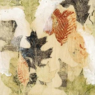 Leaf Dance II Digital Print by Goldberger, Jennifer,Impressionism