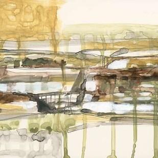 Earth Layers I Digital Print by Goldberger, Jennifer,Abstract